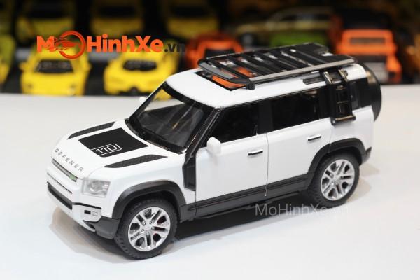 Land Rover Defender 1:24 XHD