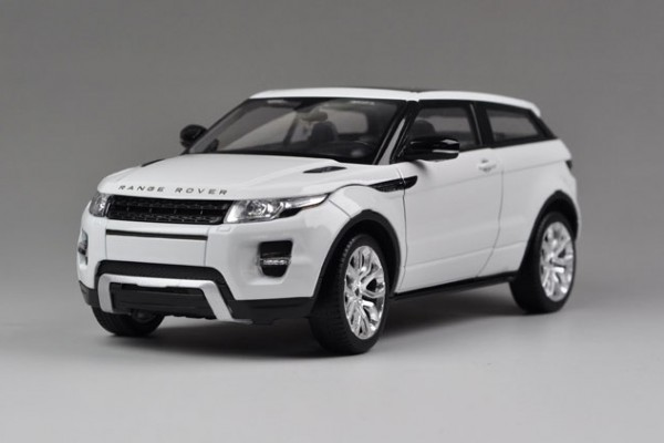 Land Rover Range Rover Evoque 1:24 Welly-FX