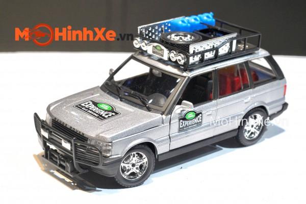 Land Rover Range Rover Safari Experience 1:24 Bburago