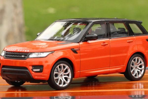 Land Rover Range Rover Sport 1:24 Welly-FX
