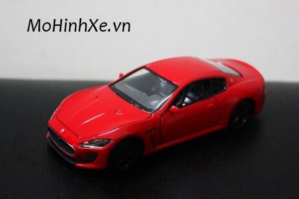 Maserati GranTurismo 1:32 Alloy Metal