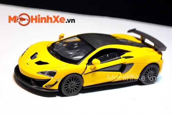 McLaren 570S GT4 1:32 Jackiekim