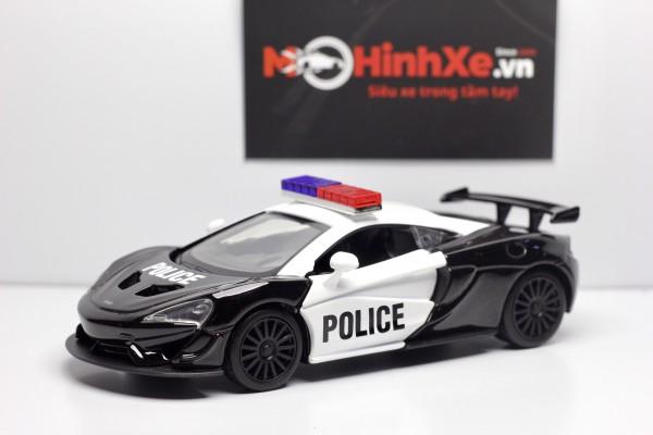 McLaren 570S Police 1:36 Jackiekim
