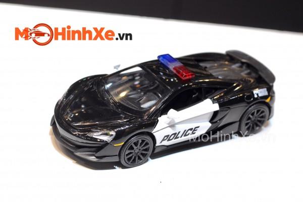 McLaren 600LT Police 1:32 Uni-Fortune