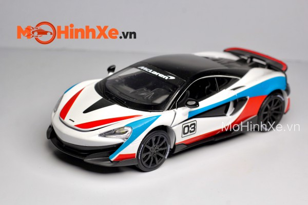 McLaren 600LT Racing No.03 1:32 Uni-Fortune
