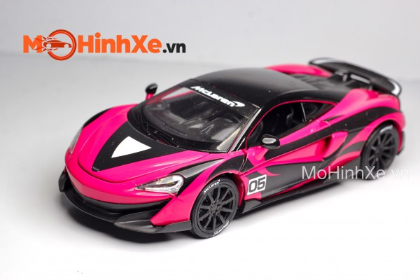McLaren 600LT Racing No.05 1:32 Uni-Fortune
