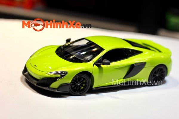 McLaren 675LT 1:24 Welly-FX