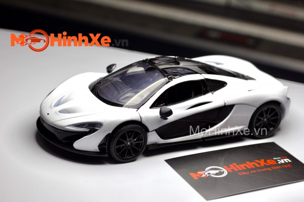 McLaren P1 1:24 MotorMax