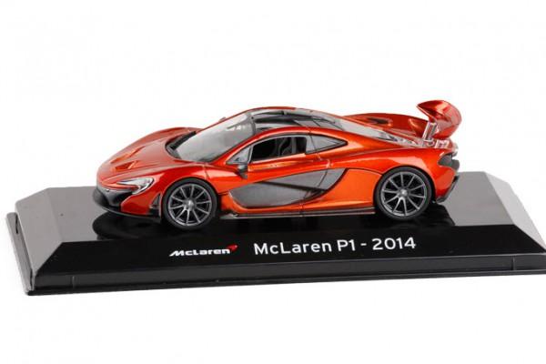 McLaren P1 1:43 Dealer