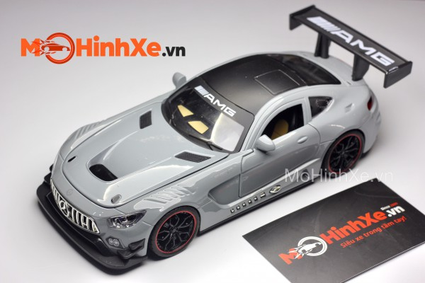 Mercedes-Benz AMG GT-R 1:24 HengTeng Model
