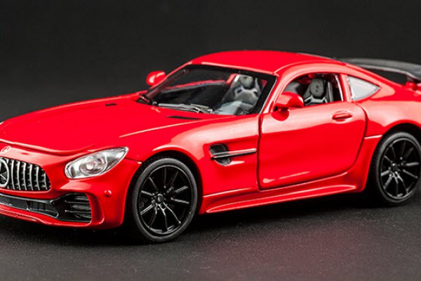 Mercedes-Benz AMG GT-R Coupe 2018 1:32 Mini Auto
