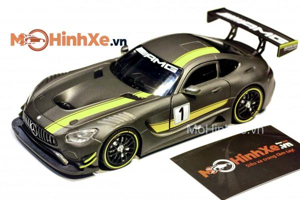 Mercedes-Benz AMG GT3 1:24 Motormax