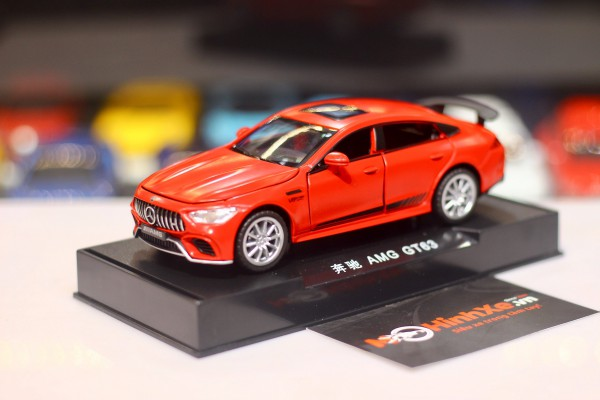 Mercedes-Benz AMG GT63 1:32 Double Horses