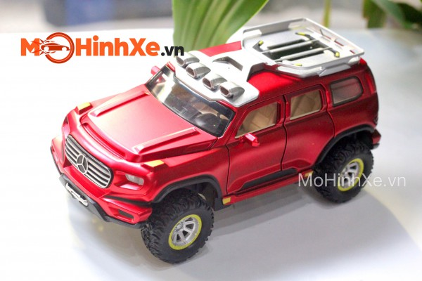 Mercedes-Benz Ener G-Force 1:32 Newao