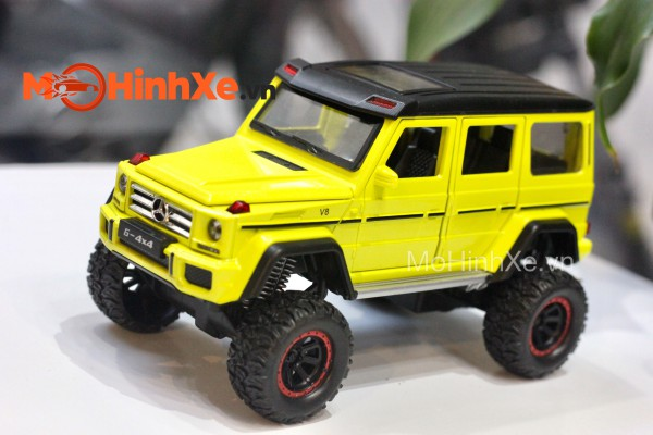 Mercedes-Benz G500 4x4 Off-Road 1:32 Hãng khác