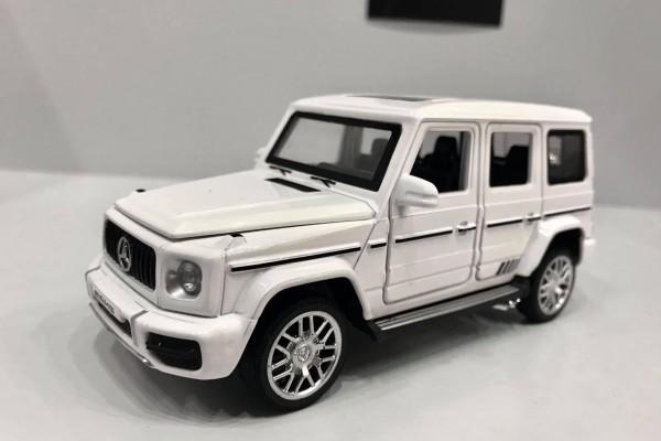Mercedes-Benz G63 AMG 4x4 2019 1:32 TY Models