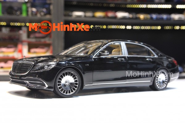 Mercedes-Benz Maybach S650 1:18 Almost Real