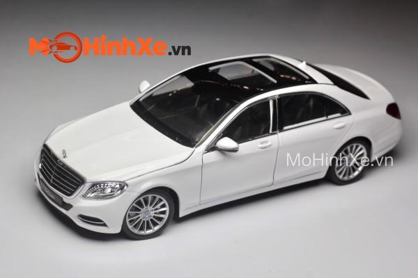 Mercedes-Benz S-Class 1:24 Welly-FX