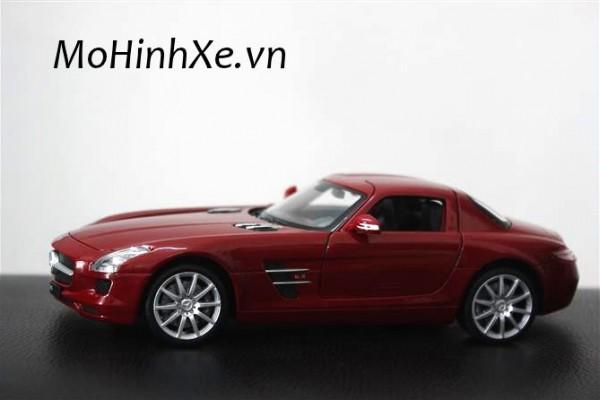 Mercedes-Benz SLS AMG 1:24 Welly-FX