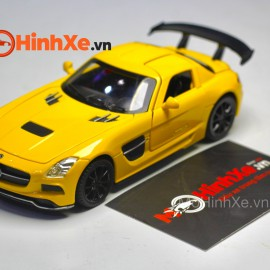 Mercedes-Benz SLS AMG 1:32 Double Horses