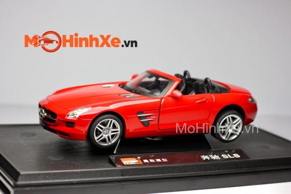 Mercedes-Benz SLS AMG Convertible 1:24 MZ