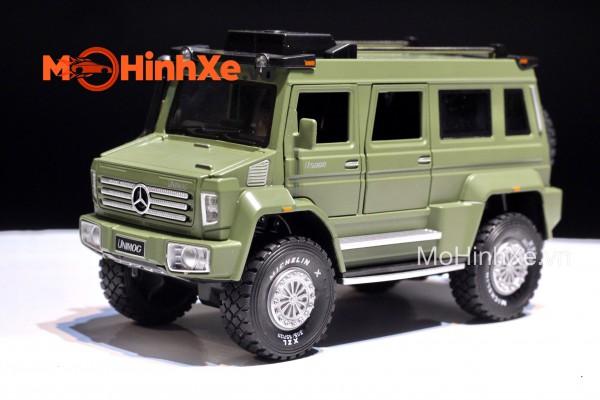 Mercedes-Benz Unimog U5000 1:28 XHD