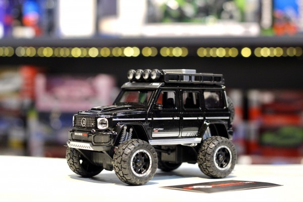 Mercedes-Brabus G700 Off-Road 1:32 Double Horses