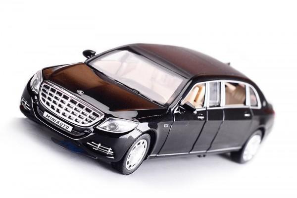 Mercedes-Maybach S650 Pullman 1:32 Mini Auto