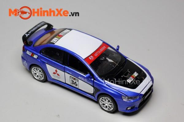 Mitsubishi Lancer Evolution No.36 1:32 MSZ