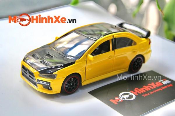 Mitsubishi Lancer Evolution X 1:32 Jackiekim