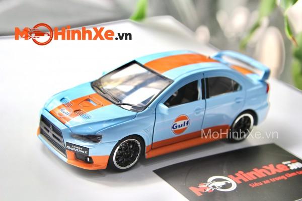 Mitsubishi Lancer Evolution X Gulf 1:32 Jackiekim