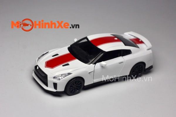 Nissan GT-R (R35) 1:34 MSZ