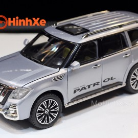 Nissan Patrol Y62 1:24 Chimei Model