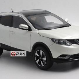 Nissan Qashqai 2015 1:18 Paudi