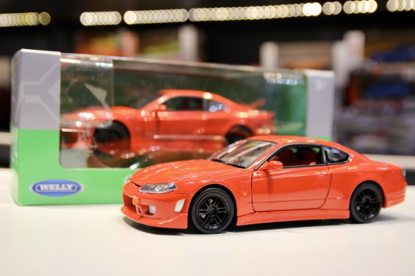 Nissan Silvia S15 1:24 Welly