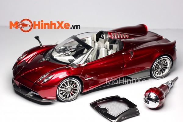Pagani Huayra Roadster 1:18 LCD