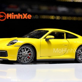 Porsche 911 Carrera 4S 1:24 Welly