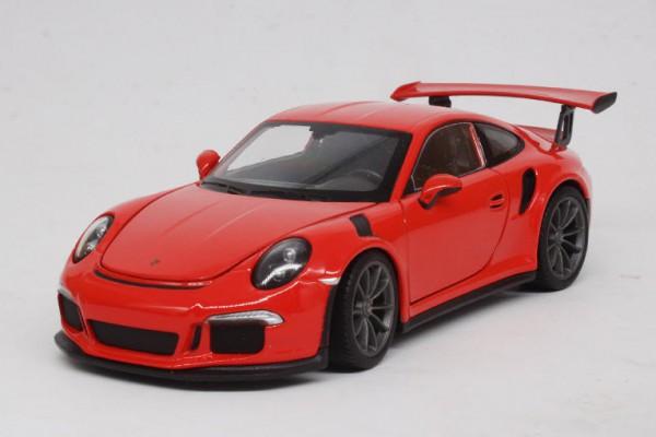 Porsche 911 GT3 RS 2016 1:24 Welly-FX
