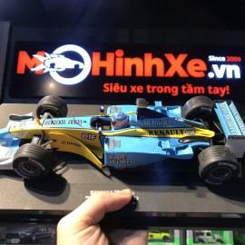 Renault F1 Team Type R 202 Moteur RS 22 1:18 Universal Hobbies
