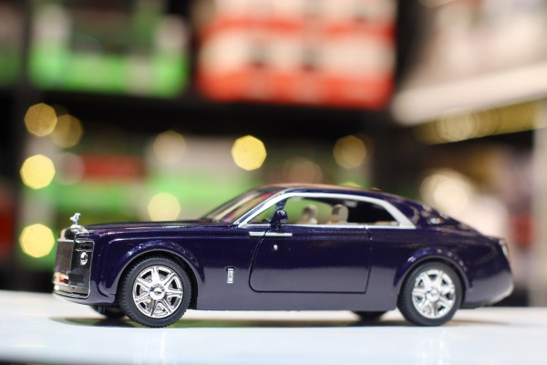 Rolls-Royce Sweptail 1:24 XLG