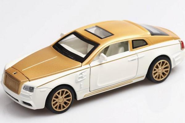 Rolls-Royce Wraith 1:32 Double Horses