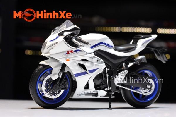 Suzuki GSX-R1000 1:12 MSZ