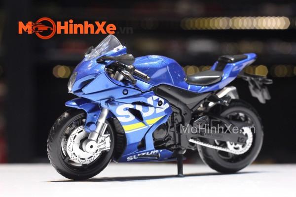 Suzuki GSX-R1000 1:18 MSZ