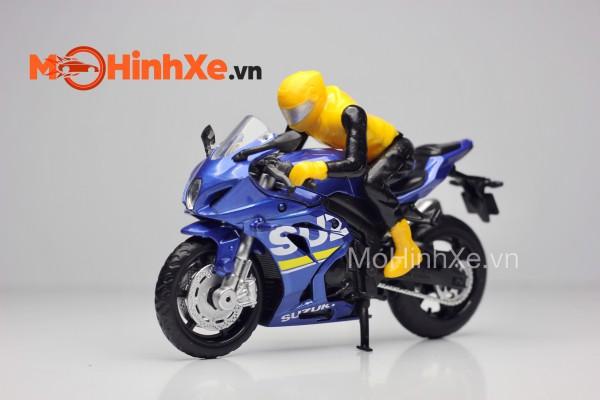 Suzuki GSX-R1000 kèm Fig 1:18 MSZ