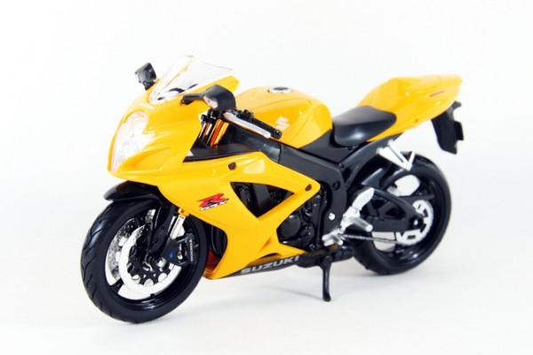 Suzuki GSX-R600 1:12 Maisto