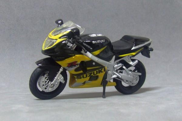 Suzuki GSX R600 1:18 Maisto
