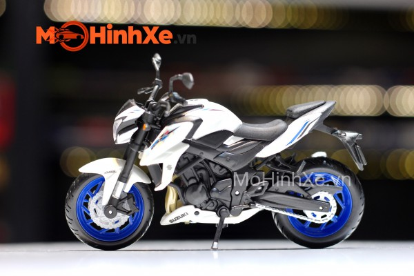 Suzuki GSX-S750 ABS 1:18 Maisto