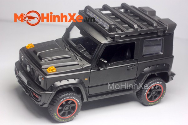 Suzuki Jimny Black Bison 1:18 HengTeng Model