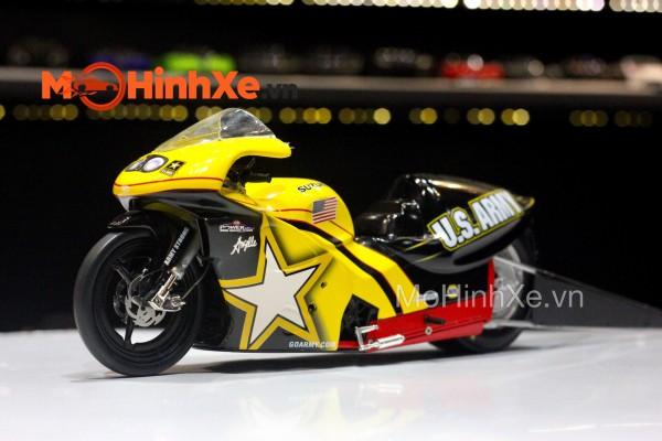 Suzuki NHRA Pro Stock Motorcycle 1:9 ERTL