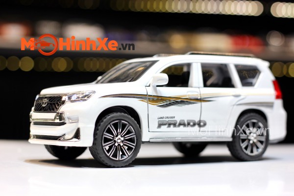 Toyota Land Cruiser Prado 1:24 HengTeng Mode